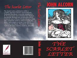 Scarlet Letter Book Cover Book Cover Scarlet Letter On Behance