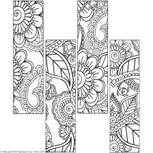 Bookmark Coloring Pages Bookmark Coloring Pages Purplegirl Org