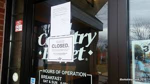 old country buffet abruptly closes in pittsfield