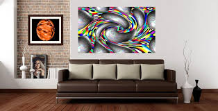 modern canvas wall art uk