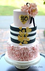 40th Birthday Celebration Ideas For Her Party 40th Birthday Party