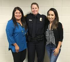 SAPD Sgt. Tina Baron - Blue Cares