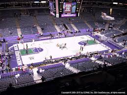 Bradley Center Interactive Seating Chart Bmo Harris Bradley Center View From Upper Level 424 Vivid