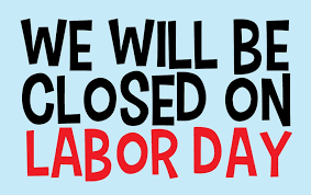 labor day closing sign template in closed for labor day sign template template ideas
