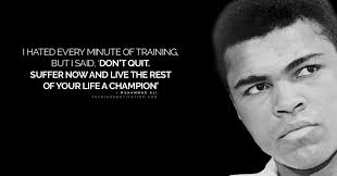 Athlete Quotes Custom 48 Greatest Motivational Quotes By Athletes On Struggle And Success