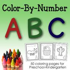 Featuring a big adorable lion, this color by number has charm in spades.and it's great for number practice, too! Color By Number Preschool Worksheets Mamas Learning Corner