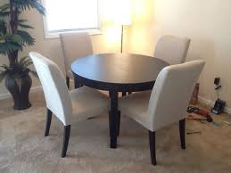 extendable dining room table ikea. ikea bjursta dining table and 4 henriksdal chairs extendable room h