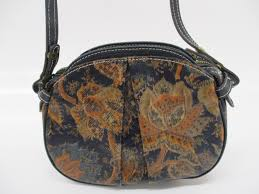 patricia nash leather small purse shoulder bag