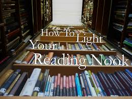 nook lighting. Lighting For Your Reading Nook