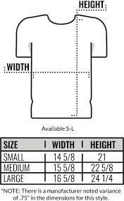 Size Chart American Apparel 50 25 25 Youth T Shirts Coed
