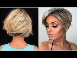 اجمل قصات شعر قصير قصات شعر قصيره 9 Best Short Hair Cuts