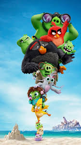 Moviemania - Textless high-resolution movie wallpapers   Angry birds movie, Angry  birds 2 movie, Angry birds characters