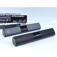 Loa Phát Bluetooth Không Dây LANITH Speaker A2 - Âm Thanh Chất Với 2 Loa,  Kết Nối Nhanh, Ổn Định - Hỗ Trợ Thẻ Nhớ, USB, TF, FM, BT, TWS, Đài FM -