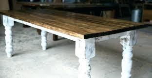 turned leg farmhouse table turned leg farmhouse table diy turned leg farmhouse table