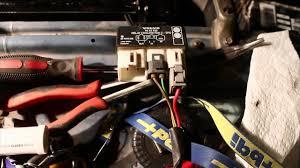 electric fan conversion installation in a volvo 240 1984 volvo 1997 Volvo 850 Vacuum Diagram at Volvo 940 Electrical Wiring Diagram