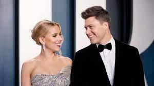 Scarlett Johansson, Colin Jost ...