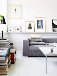 46 cool ways to use picture ledges for