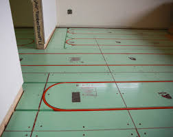 Heated Bathroom Floor Beauteous Does Radiant Floor Cooling Make Sense GreenBuildingAdvisor