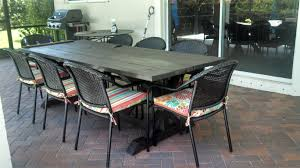 diy outdoor farmhouse table. Outdoor Farmhouse Table Diy L