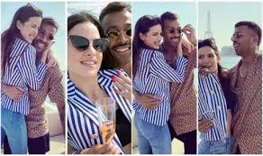 Image result for chahal and pandya engagement