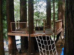 Hand Built Treehouse In Tennessee  Tiny Houses  Pinterest Diy Treehouses For Kids