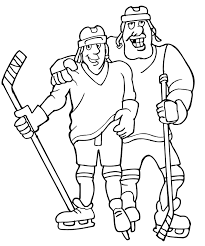 Small Picture Lads Hockey Coloring Pages Sport Coloring pages of