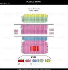 Vaudeville Theatre Seating Plan And Price Guide Theatre