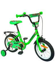 "<b>Велосипед 12</b>"" Nameless PLAY, зеленый/черный Nameless ..."