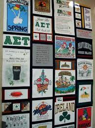 T-shirt quilt...making good use of all of those sorority and ... & T-shirt quilt...making good use of all of those sorority and Adamdwight.com