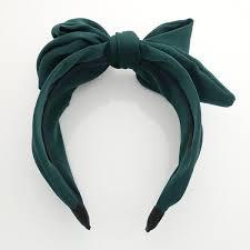 big <b>satin</b> bow knot hairband <b>fashion</b> headband for women hair ...