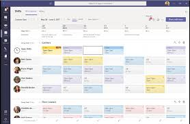 Employee Shift Schedule App Schedule Staff Shifts Office Support