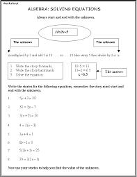 algebra solvingequations