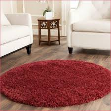california shag maroon 4 ft x round area rug4 foot rugs x1l641 972x972.jpg