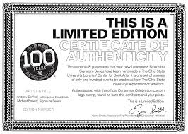 Certificate Of Authenticity Template Custom Photography Certificate Of Authenticity Sample Best Of Limited