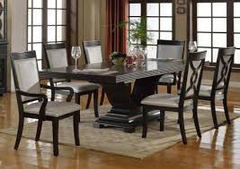 complete dining room sets. Modren Complete Serendipity Complete Dining Set China Included In Extra Dark Espresso  Finish By Crown Mark  2031C Intended Room Sets O