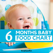 food chart for 6 month old indian baby. indian food chart for 6 months baby month old