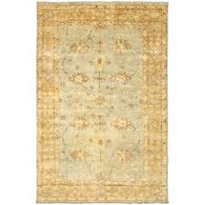 area rugs 8x10 hand knotted light blue gold wool rug 8 gold area rug blue green