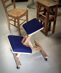 Kneeling Chair Design Plans Wooden Kneeling Chair 14 Steps With Pictures Instructables