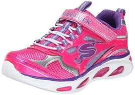 skechers shoes for girls kids. skechers kids blissful light-up sneaker shoes for girls