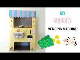 Squishy Vending Machine Mesmerizing My Squishy Vending Machine Vlog Mishcrafts YouTubeVideosio