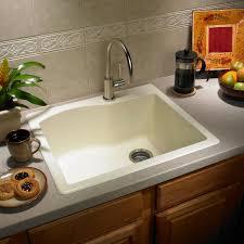 Swanstone Drop In Granite Sink 25 Kitchen Sinks Kitchen