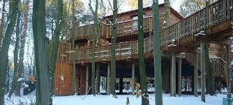 Executive Lodges  Center ParcsLongleat Treehouse