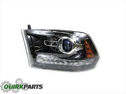 dodge truck seat covers oem 13 14 dodge ram 1500 black projector headlight lamp oem new