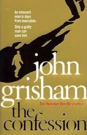 the confession john grisham book paperback 2011 crime law row legal novel