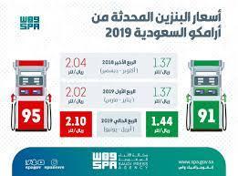 خرابيش نيوز- شركة أرامكو تعلن عن أسعار البنزين في السعودية شهر سبتمبر 1443  هـ - خرابيش نيوز