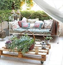 pallet crate furniture. Crate Patio Furniture I Want To Have A Pallet On Casters Made Outdoor E