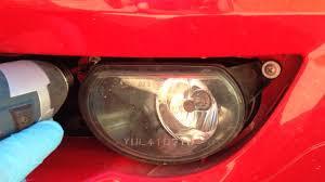 2007 Audi A3 Fog Light Bulb Replacement