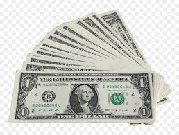 Image result for one dollar bills money