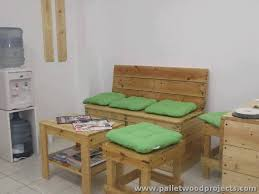 pallet office furniture. Pallet Wood Office Furniture E