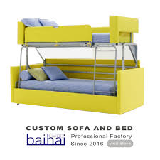 china upholstery bunk bed